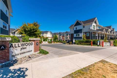 Townhouse for sale at 32633 Simon Ave Unit 129 Abbotsford British Columbia - MLS: R2484693