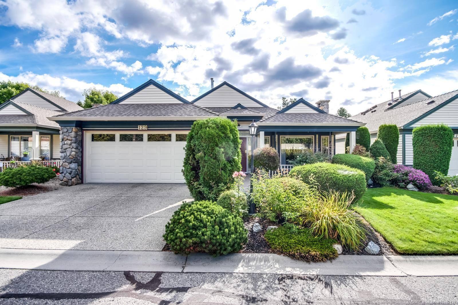 Townhouse for sale at 550 Yates Rd Unit 129 Kelowna British Columbia - MLS: 10192133