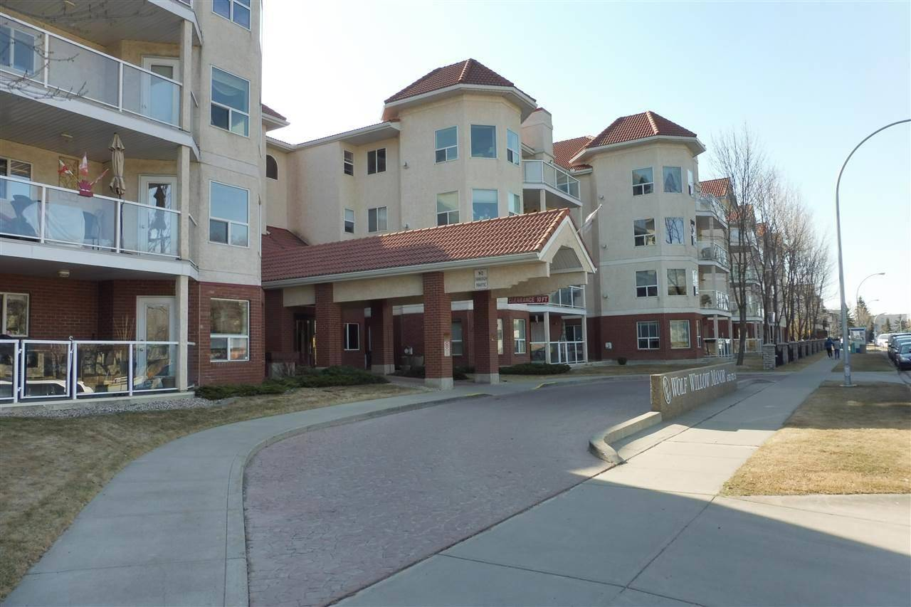 Condo for sale at 6703 172 St Nw Unit 129 Edmonton Alberta - MLS: E4176272