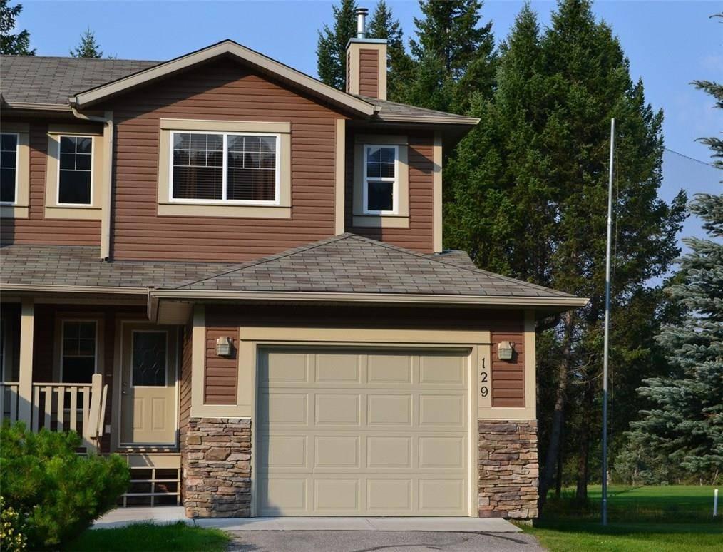 Townhouse for sale at 7599 Eaglecrest Ln Unit 129 Radium Hot Springs British Columbia - MLS: 2435505
