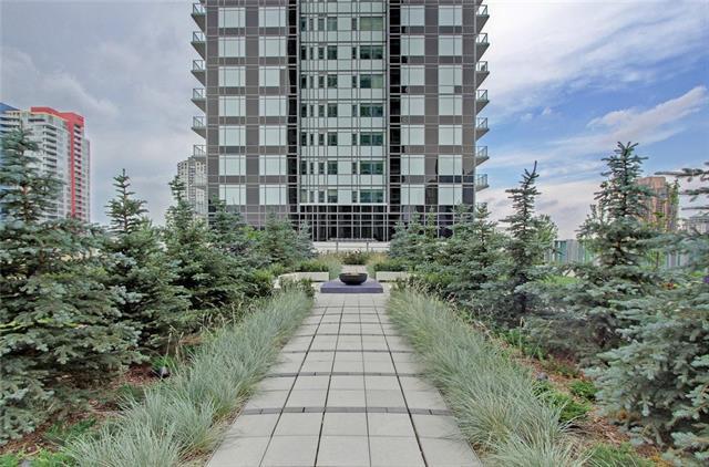 Sold: 1706 - 901 10 Avenue Southwest, Calgary, AB