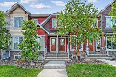 Townhouse for sale at 129 Aspen Hills Dr Southwest Calgary Alberta - MLS: C4255989