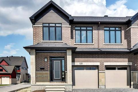 Townhouse for sale at 129 Avro Circ Ottawa Ontario - MLS: 1159100