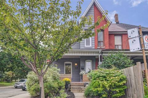 Townhouse for sale at 129 Bartlett Ave Toronto Ontario - MLS: W4580473