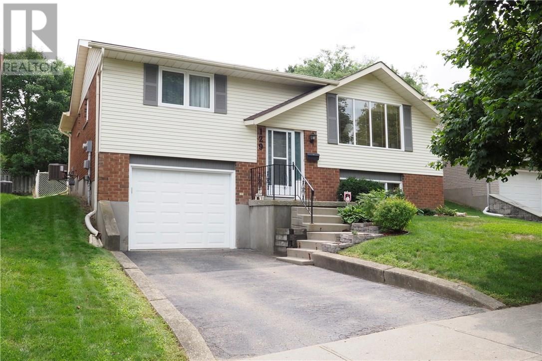 Removed: 129 Blackwell Drive, Kitchener, ON - Removed on 2018-09-24 05:15:29