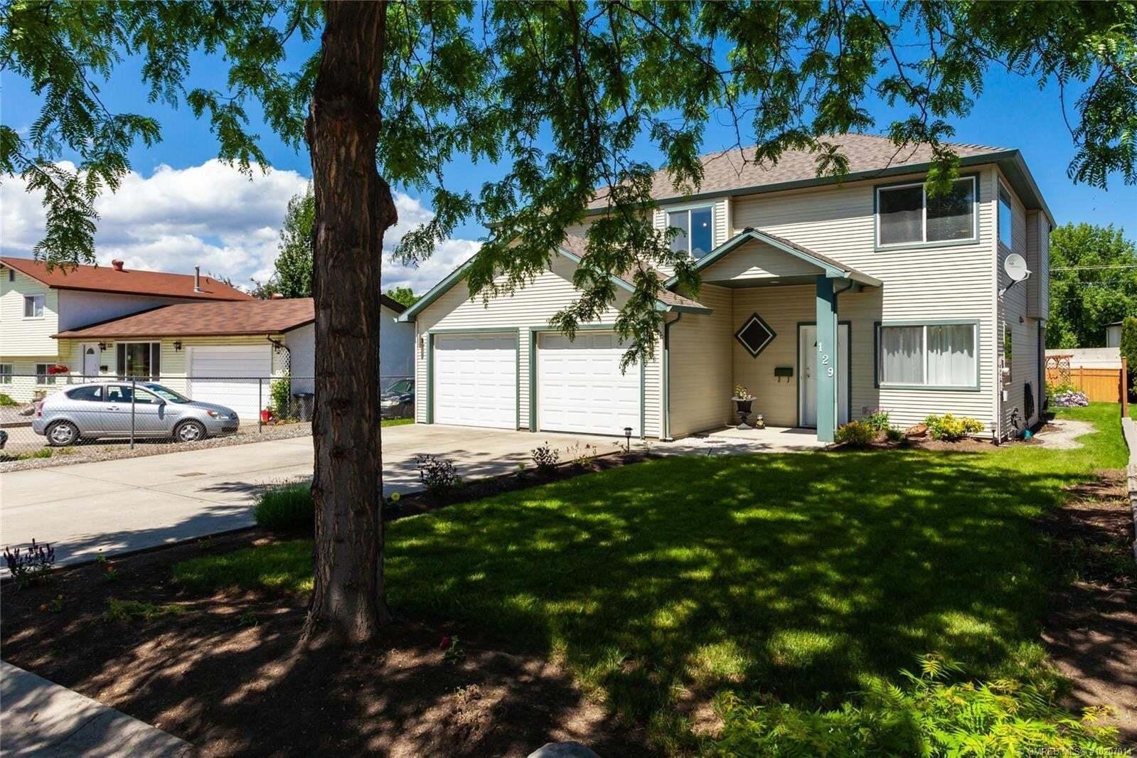 House for sale at 129 Brighton Rd Kelowna British Columbia - MLS: 10207014