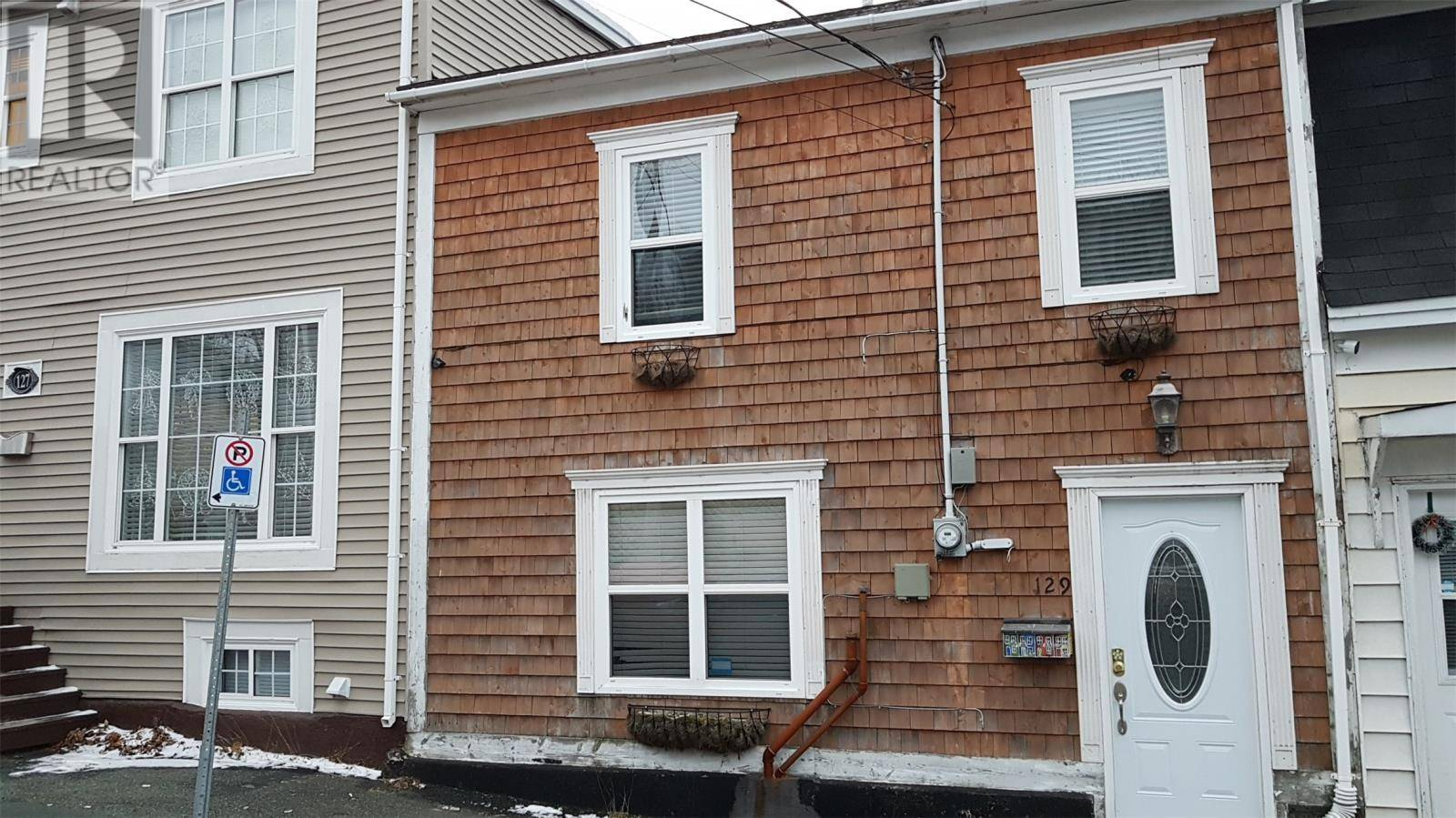 House for sale at 129 Cabot St St. John's Newfoundland - MLS: 1209107