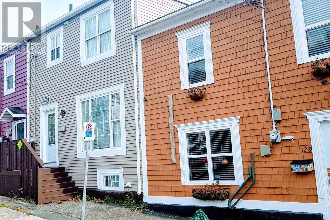 House for sale at 129 Cabot St St. John's Newfoundland - MLS: 1222657