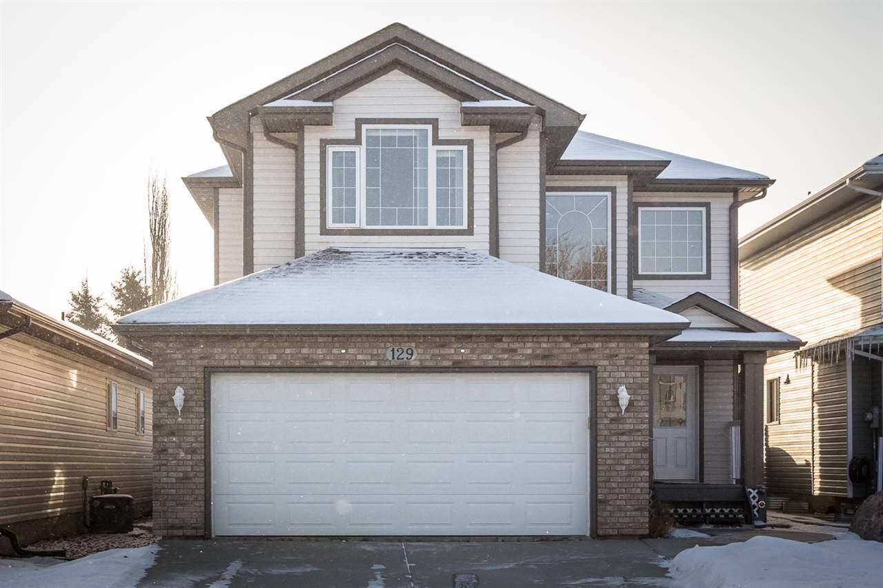 House for sale at 129 Castle Dr Nw Edmonton Alberta - MLS: E4181501