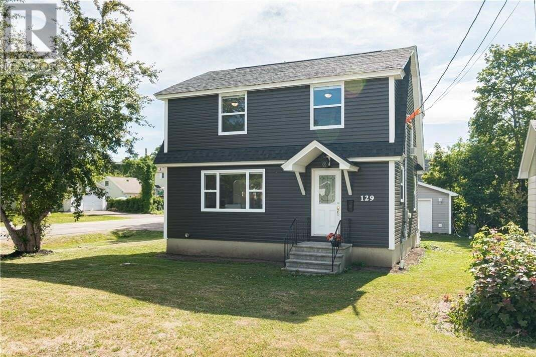 House for sale at 129 Cleveland Ave Riverview New Brunswick - MLS: M129240