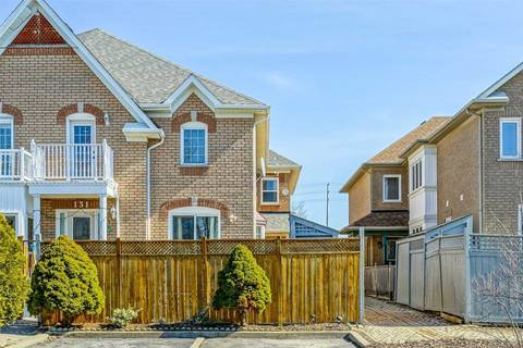 Townhouse for sale at 129 Clover Bloom Rd Brampton Ontario - MLS: W4398545