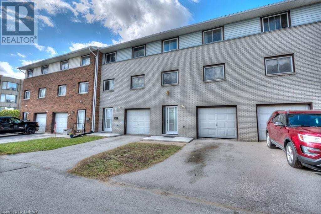 Townhouse for sale at 129 Concession St East Tillsonburg Ontario - MLS: 40031522