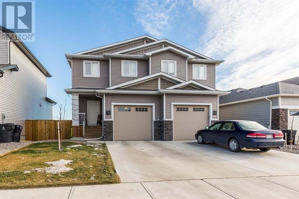 Townhouse for sale at 129 Crocus Te West Lethbridge Alberta - MLS: A1002371