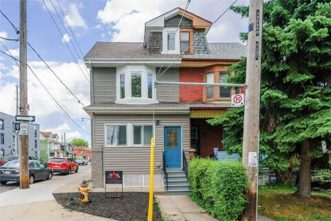 Townhouse for sale at 129 Curzon St Toronto Ontario - MLS: E4962596