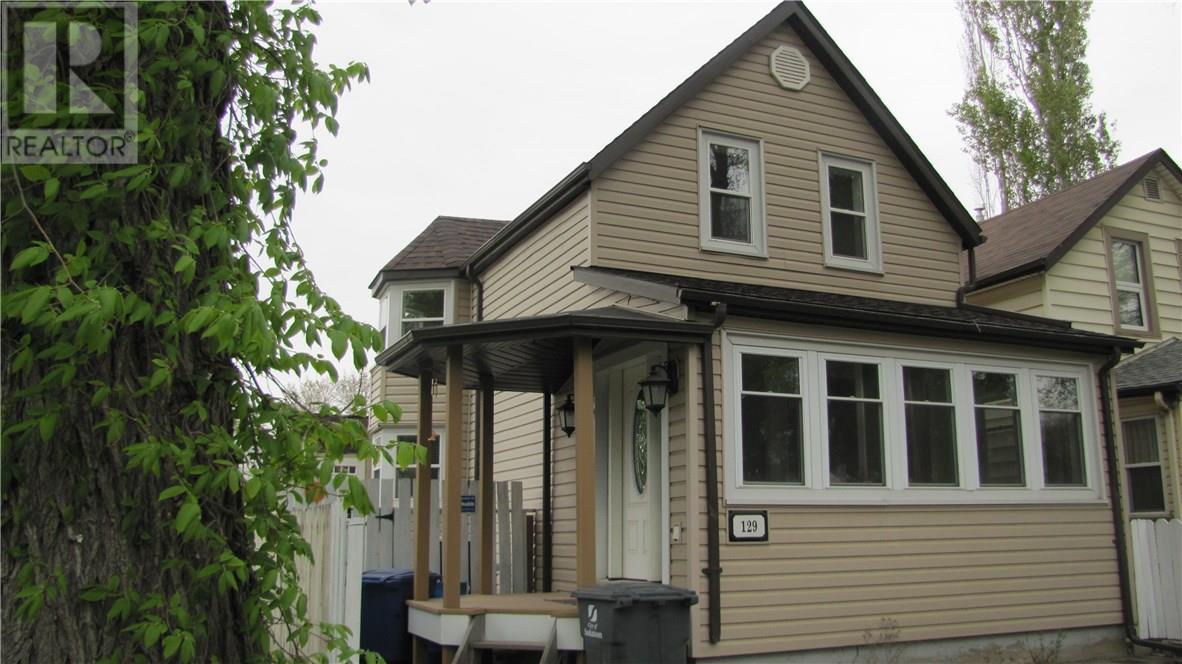 For Sale: 129 E Ave S, Saskatoon, SK | 3 Bed, 1 Bath House for $269,900. See 29 photos!