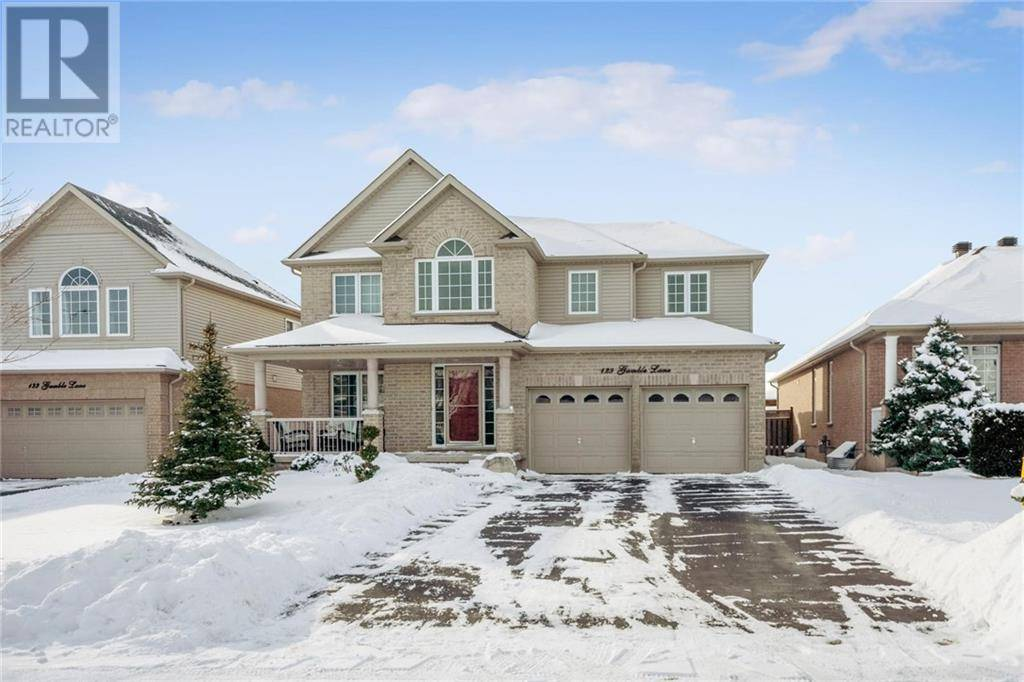 House for sale at 129 Gamble Ln Rockwood Ontario - MLS: 30785432