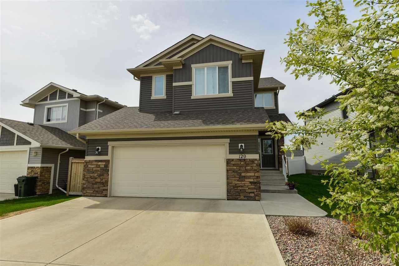House for sale at 129 Hilldowns Dr Spruce Grove Alberta - MLS: E4196063