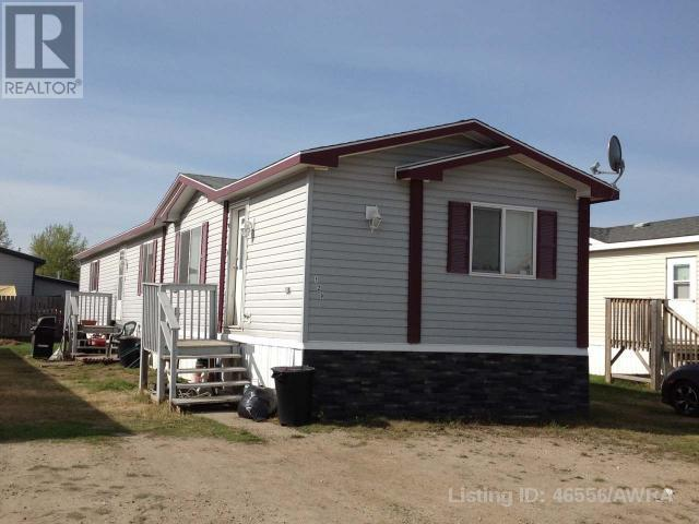 For Sale: 129 Hillpark Mobile Park, Whitecourt, AB | 3 Bed, 2 Bath Home for $97,900. See 9 photos!