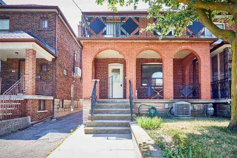 Townhouse for sale at 129 Holland Park Ave Toronto Ontario - MLS: C4812542