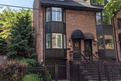 Townhouse for sale at 129 Maitland St Toronto Ontario - MLS: C4761527