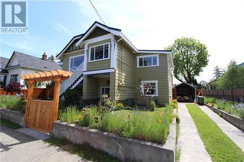 Townhouse for sale at 129 Menzies St Victoria British Columbia - MLS: 410812