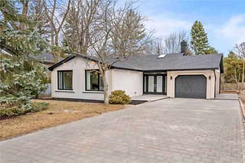 House for sale at 129 Morden Rd Oakville Ontario - MLS: W4719814