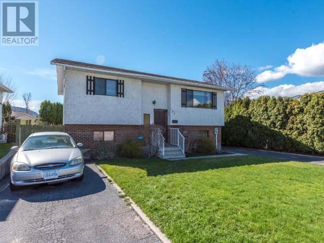 House for sale at 129 Nesbitt Cres Penticton British Columbia - MLS: 177708