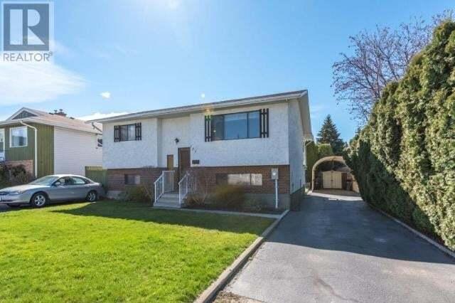 House for sale at 129 Nesbitt Cres Penticton British Columbia - MLS: 184588