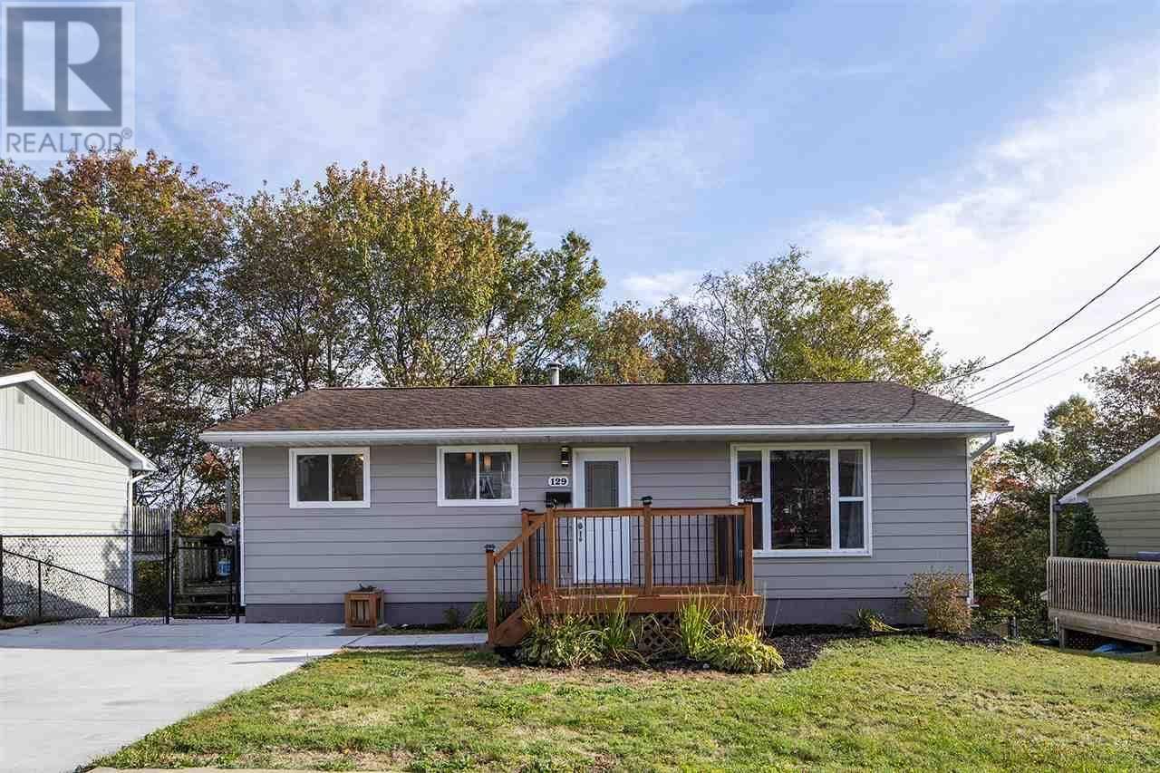 House for sale at 129 Nestor Cres Dartmouth Nova Scotia - MLS: 202002890