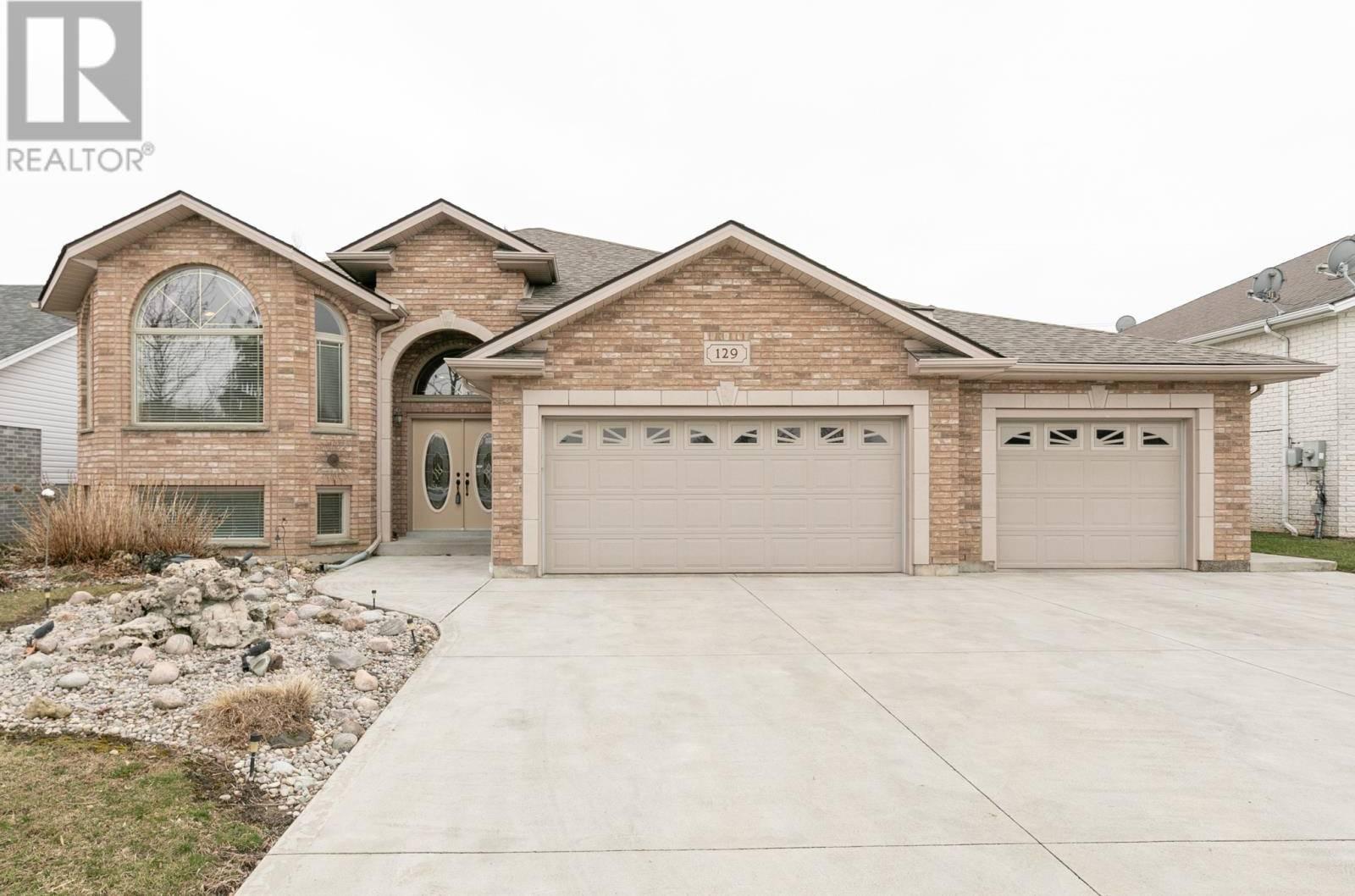 House for sale at 129 Park Lane Circ Amherstburg Ontario - MLS: 20003670