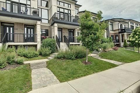 Townhouse for sale at 129 Poplin St Manotick Ontario - MLS: 1159008
