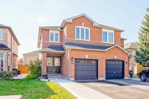 Townhouse for sale at 129 Pressed Brick Dr Brampton Ontario - MLS: W4971970