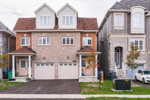 Townhouse for sale at 129 Preston Meadow Ave Mississauga Ontario - MLS: W4954123