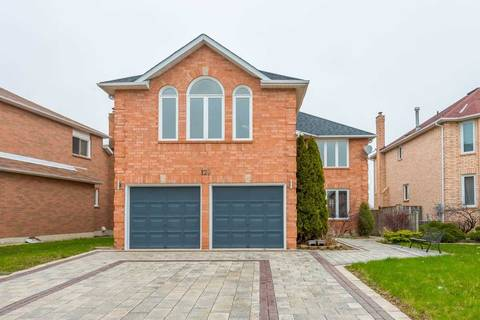 House for sale at 129 Rose Branch Dr Richmond Hill Ontario - MLS: N4437020