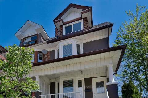 Townhouse for sale at 129 Sellers Ave Toronto Ontario - MLS: W4770688