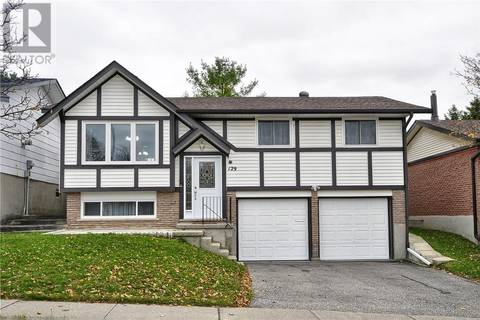 House for sale at 129 Southwood Dr Kitchener Ontario - MLS: 30723827
