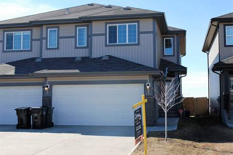 Townhouse for sale at 129 Springwood Wy Spruce Grove Alberta - MLS: E4152334