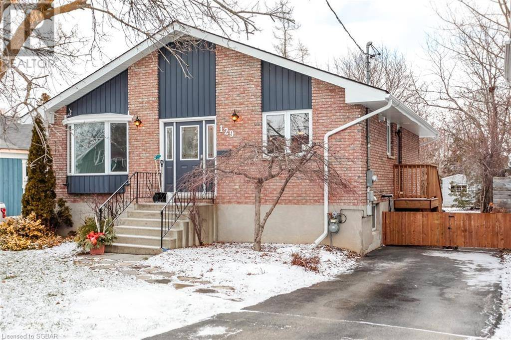 House for sale at 129 Spruce St Collingwood Ontario - MLS: 238936
