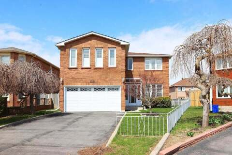 House for sale at 129 Stather Cres Markham Ontario - MLS: N4824314