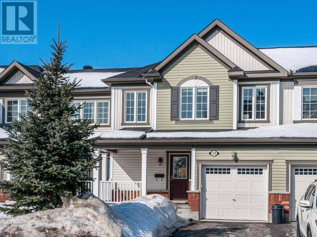Townhouse for sale at 129 Sunshine Cres Orleans Ontario - MLS: 1183592