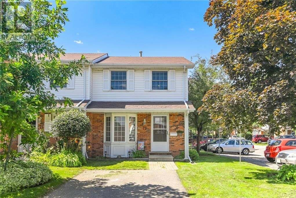 Townhouse for sale at 129 Victoria Rd North Guelph Ontario - MLS: 30824887