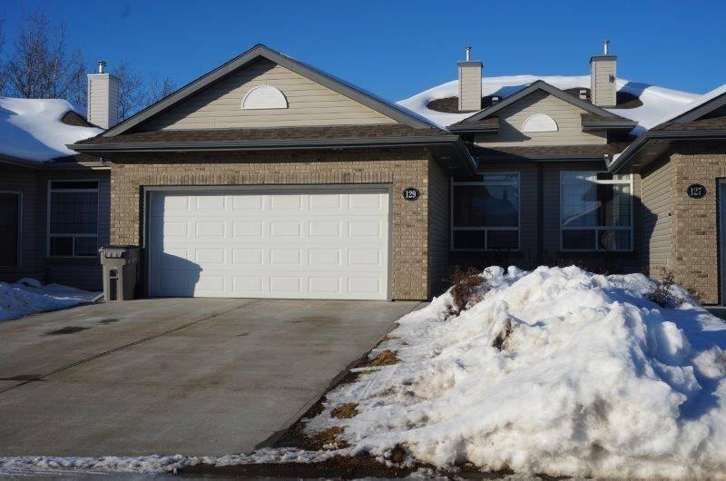 Townhouse for sale at 129 Westerra Te Stony Plain Alberta - MLS: E4190845
