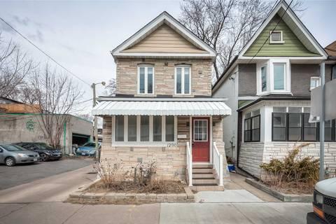 House for sale at 1290 Dundas St Toronto Ontario - MLS: E4393001