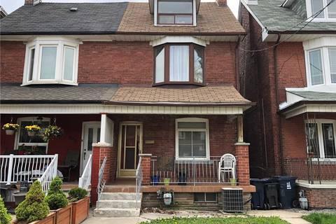 Townhouse for sale at 1290 Lansdowne Ave Toronto Ontario - MLS: W4495077