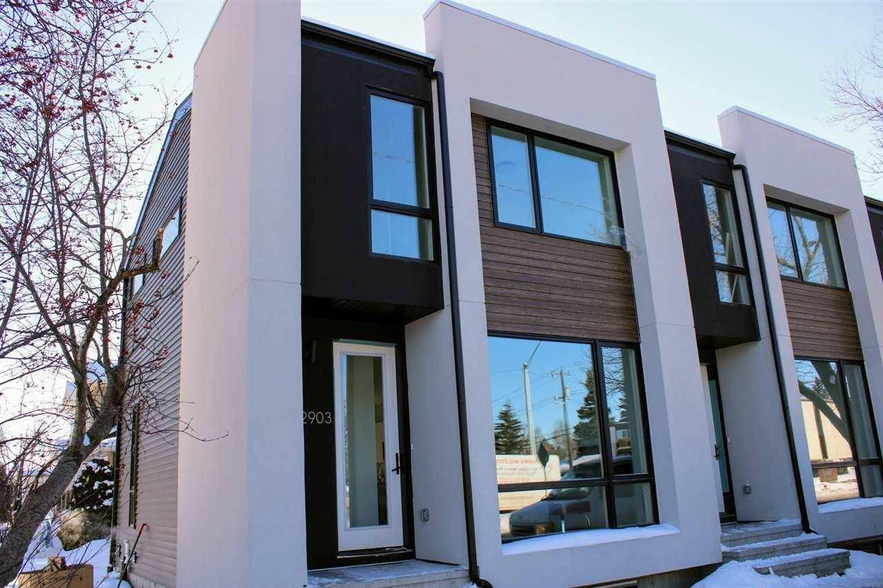Townhouse for sale at 12903 107 Ave Nw Edmonton Alberta - MLS: E4183458