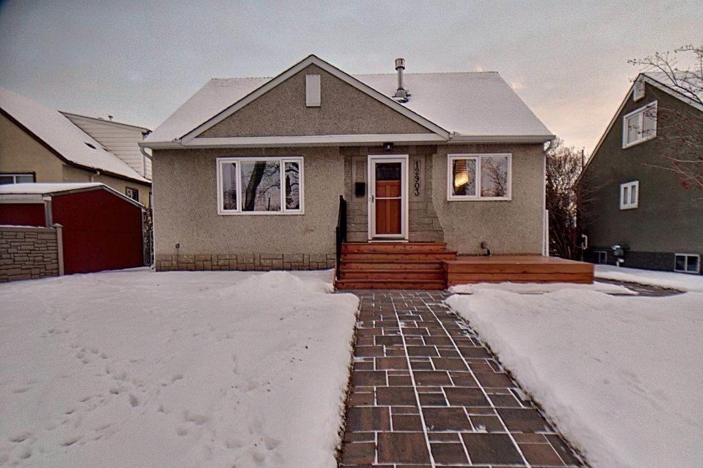 House for sale at 12903 120 Av NW Edmonton Alberta - MLS: E4205655