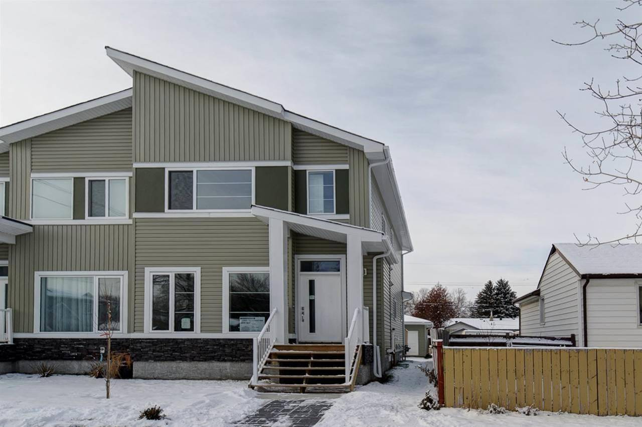 Townhouse for sale at 12904 123 St Nw Edmonton Alberta - MLS: E4181933