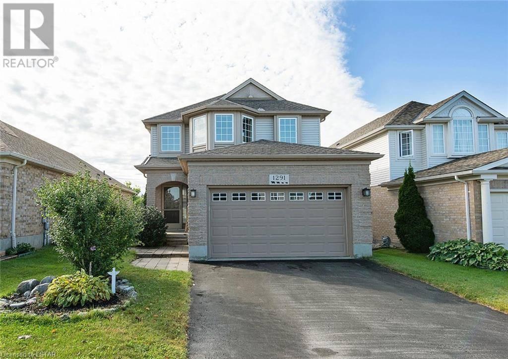 House for sale at 1291 Bramblewood St London Ontario - MLS: 224284