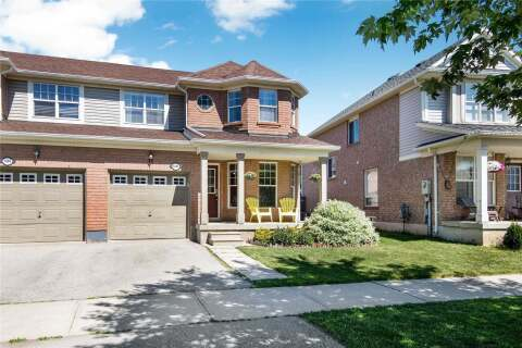 Townhouse for sale at 1291 Clark Blvd Milton Ontario - MLS: W4813852
