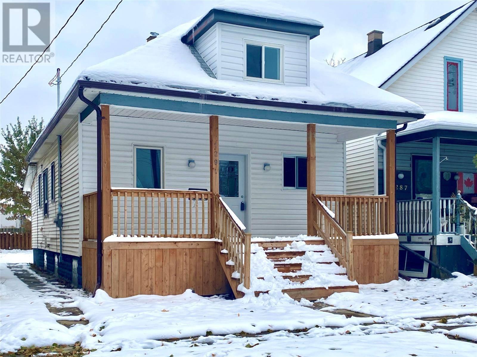 House for sale at 1291 Laurendeau  Windsor Ontario - MLS: 19028473
